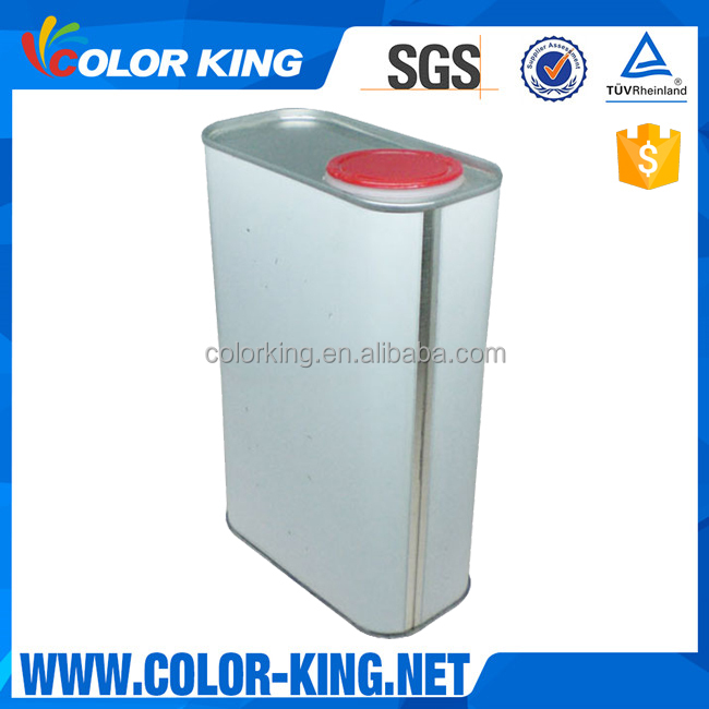 Colorking 1L sublimation heat press <strong>coating</strong> for plate