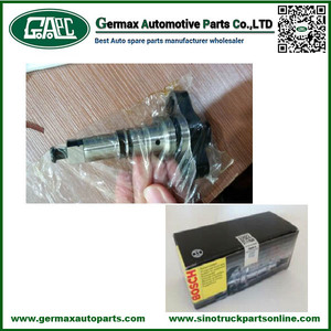 Auto Injector Plunger 2418455318 of Sinotruk Spare Parts