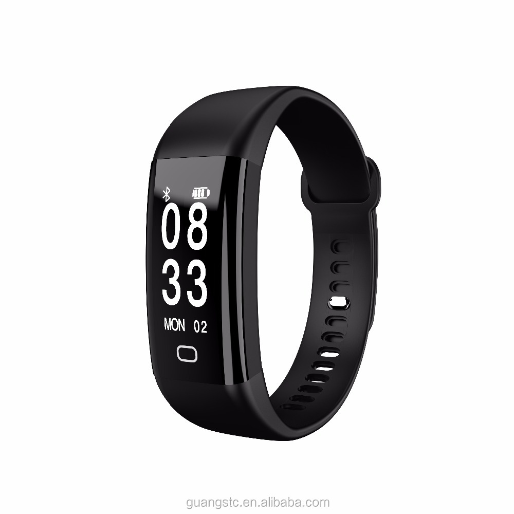 Factory Price Pedometer Health Tracker with Wearable device Wristband smart bracelet Water Proof F09