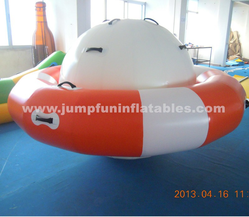 Highest quality water saturn for inflatable water fun/PVC water toys/Inflatable Aqua Saturn