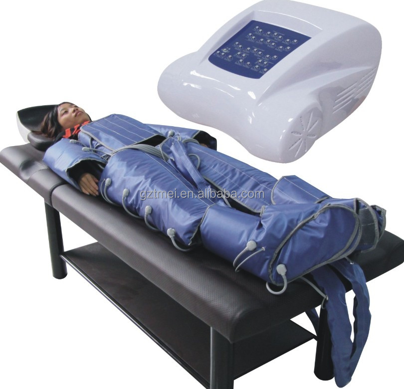 High quality infrared 3 in 1 pressoterapia/fast slim new generation/ems fitness machine with jacket