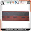 China Low Cost Building Material 3 -tab Asphalt Roof Shingle with High Quality
