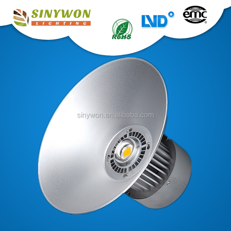 High Brightness 100W 200W 300W 400W Epistar /Meanwell Led HIgh Bay Light