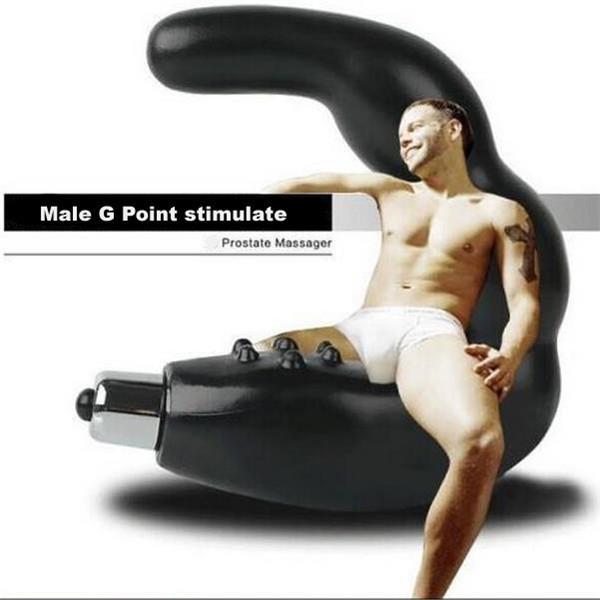 Male anal vibrator