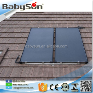 China Factory Manufacturer Supplier solar water heater panel