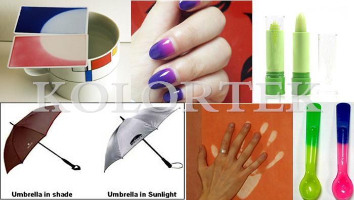 Kolortek thermochromic pigment, thermochromic pigments change ...