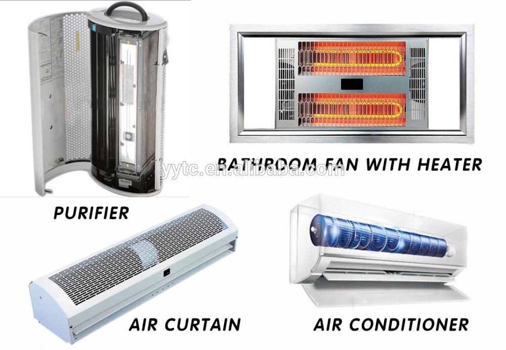 Aluminium Ac 220volt Cross Flow Fan Ventilator Fan For