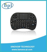 Banana PI keyboard 2.4G Wireless Mini Slim Keyboard