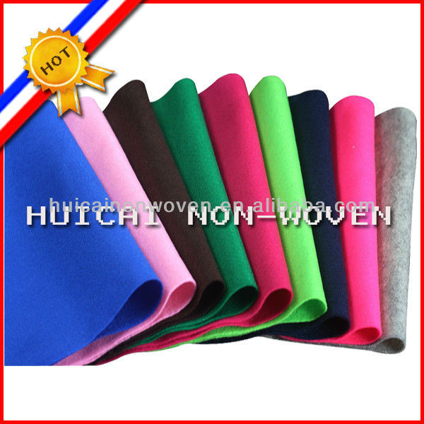 pet anti-pull anti-crease color felt