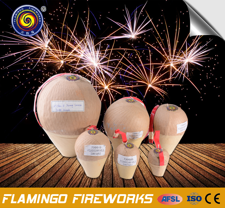 Display 24 inch shells firework Factory for sale