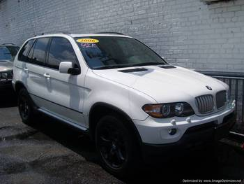 2006 Bmw X5 White 42k Mi W Navigation Panoramic S R No Accidents Used Cars Buy American Japanese European Used Cars Trucks Suvs For Sale Product