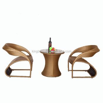 Sedie E Tavoli Da Giardino In Vimini.Mobili Da Giardino In Rattan Nuovo Stile Pe Rattan Tavolo E Sedie
