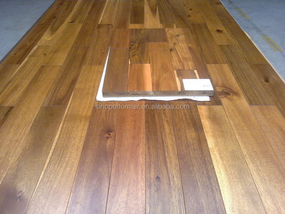 Solid Big Leaf Acacia Hardwood Flooring Buy Acacia