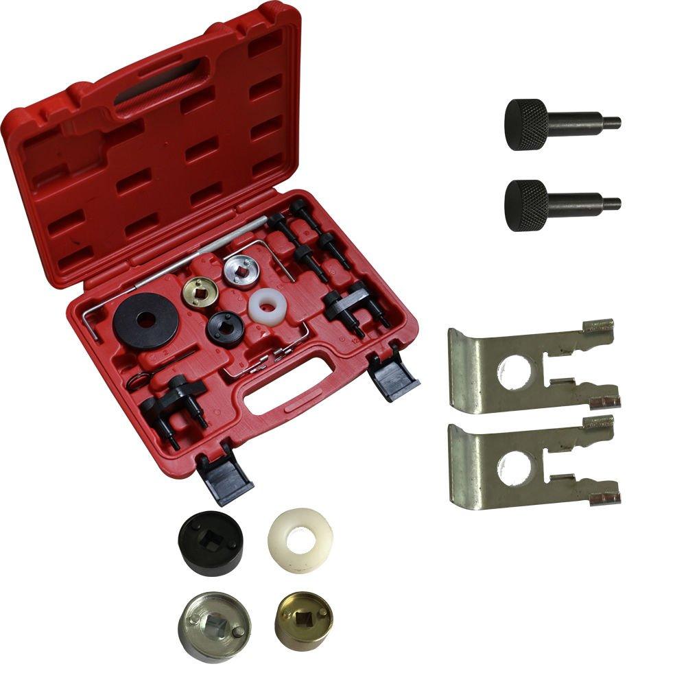 Timing Locking Tool,Engine Camshaft Locking Alignment Timing Tool Kit For Audi VW SKODA VAG 1.8 2.0 TFSI EA888 SF0233