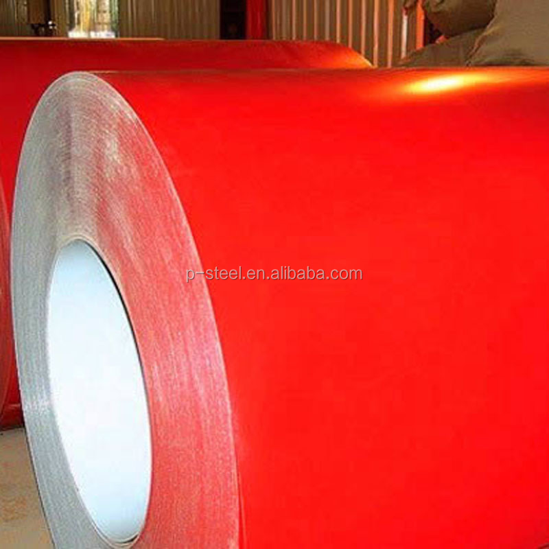 prepainted galvanized steel coils/color coated steelcoils/ppgi corrugated sheet for metal roofing
