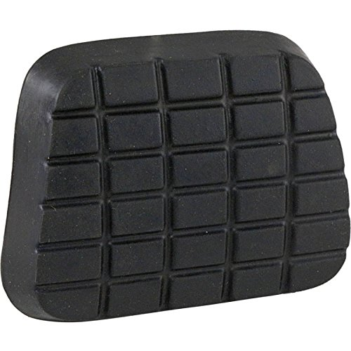 Eckler's Premier Quality Products 61157729 Chevy Truck Brake Or Clutch Pedal Pad Square Pattern
