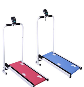 Fitness machine mechanical treadmill household mechanical folding walker