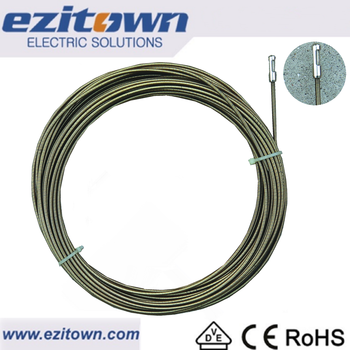 Cp3005d-cp3030d Copper Plating Cable Puller Steel Spiral Wire Rope ...
