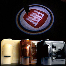 Car door light projector ghost shadow lamp/ welcome car led lights/wireless courtesy door light