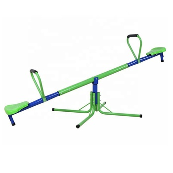 Popular Outdoor Metal Playground  Seesaw For Kids