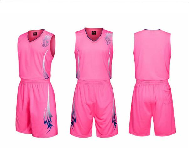 Neues Design benutzerdefinierte Sublimation Mesh Basketball Jersey Trikots