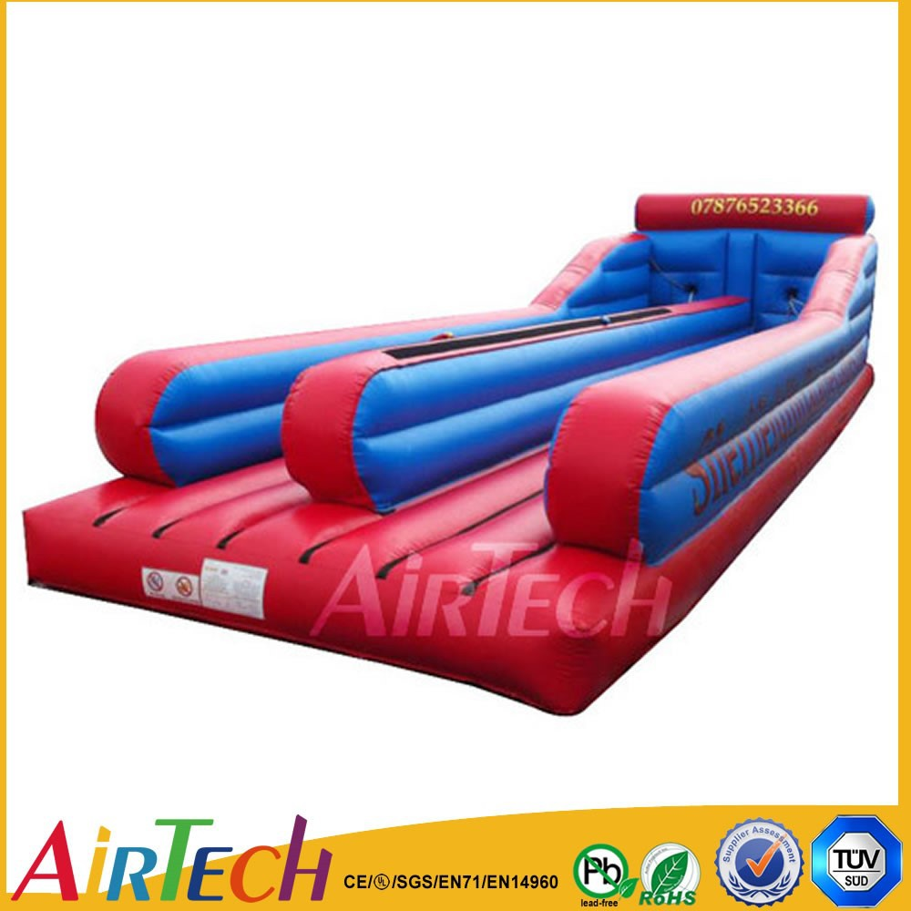 PVC Tarpaulin inflatable competition game for sale