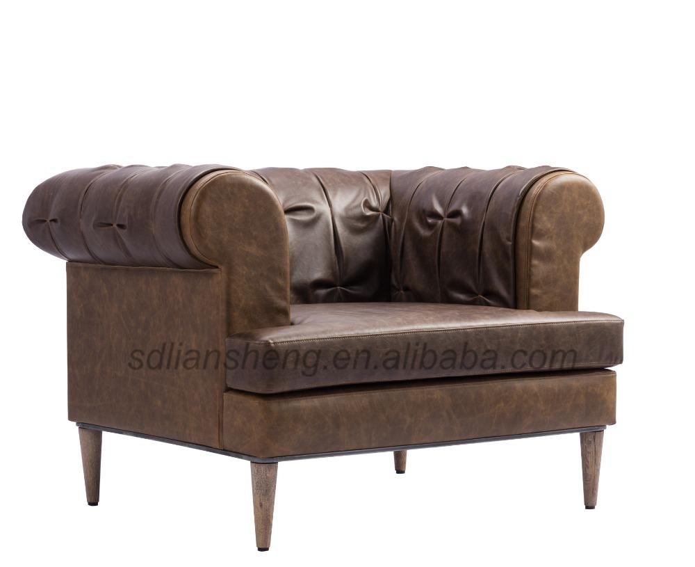 wohnzimmer retro stil: Vintage Stil Sofas, Klassischen Britischen Sofa, Wohnzimmer Sofa