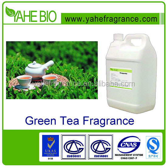 High quality fragrance for candle,craft candle and cosmetics:Green Tea Fragrance