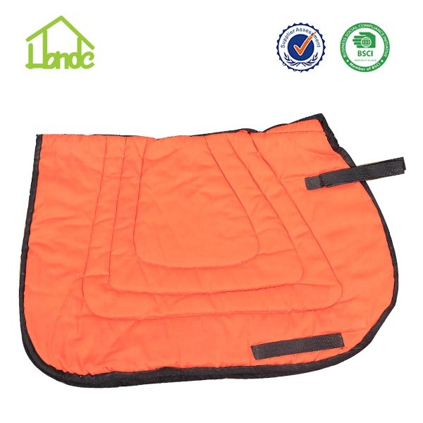 western riding saddle pad
