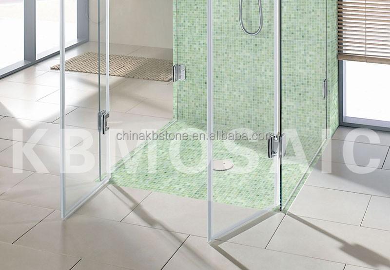 Dandong vert marbre carrelage mosa que cuisine et salle for Mosaique marbre salle de bain