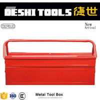 China Tool Storage Manufacturer Metal Storage Boxes With Lids