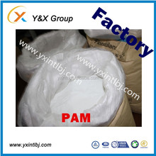 competitive flocculant anti salt polyacrylamide pam price