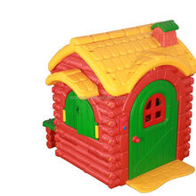 Entertainment game fairy tales colorful forest cubby plastic kids play house