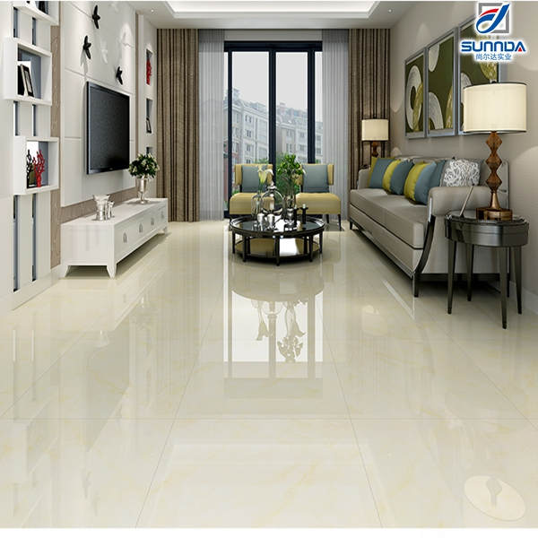 Vitrified Shiny Floor Ceramic Tiles