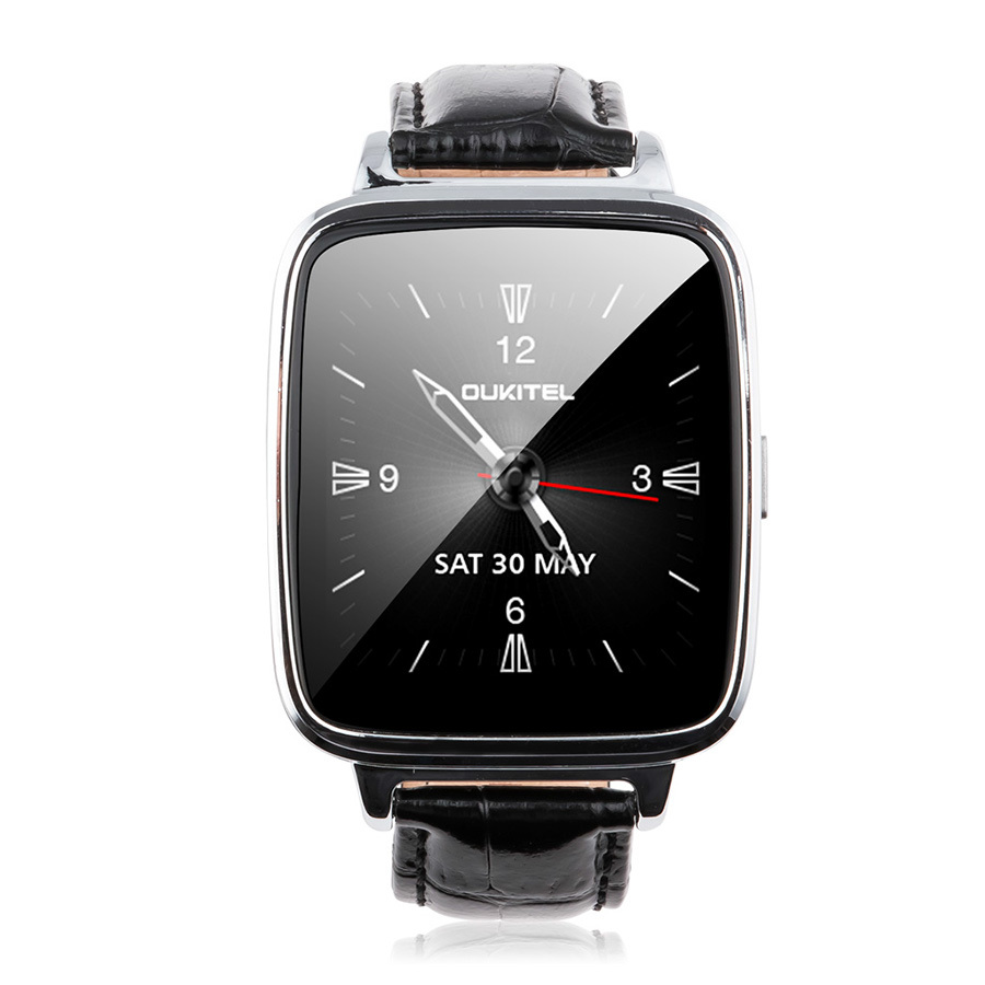 Oukitel A28 Bluetooth Smart Watch Phone 1.54 Inch Ips 240*240 With ...