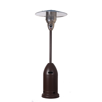 Move Pellet Patio Heater With Wheels