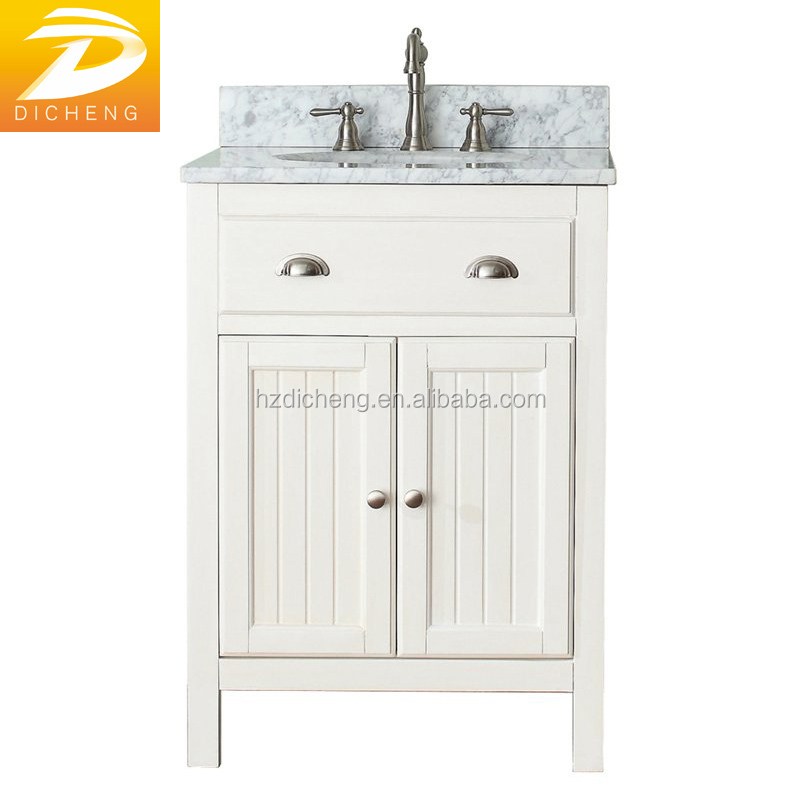 30 Inch Floor Standing Wood Simple Modern Single Sink Cheap