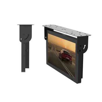 22 inch bus tv monitor (3G WIFI Network Function optional) (15, 17, 19, 22 inch)