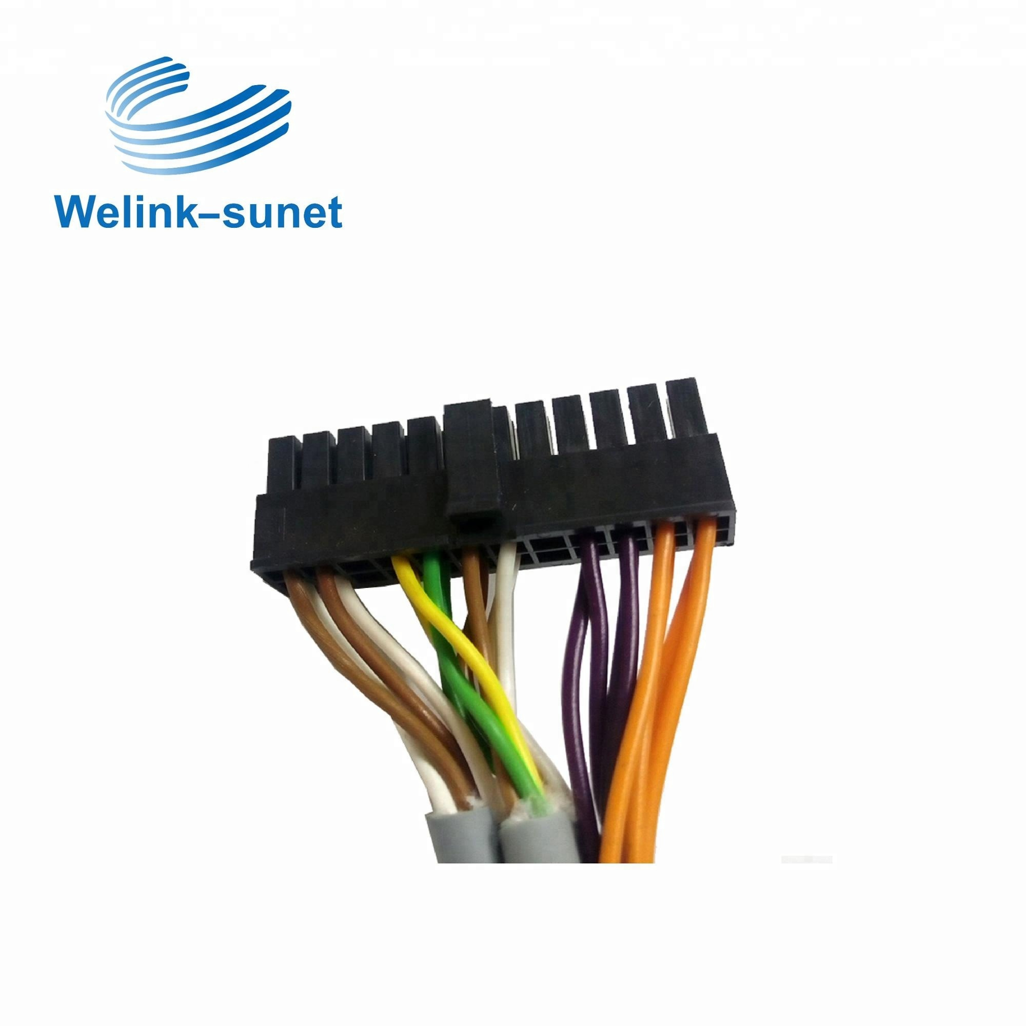 Molex 43025 3 Wire Harness Series For Ground Heating Equipment 2000x2000