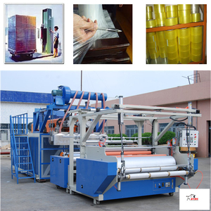 Plastic Stretch Film Extruder Machine