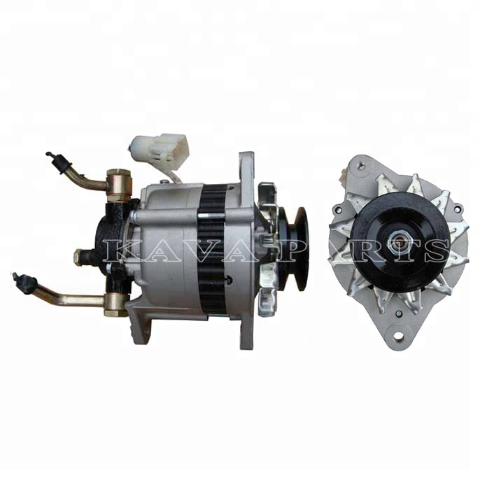 NEW Alternator Fits Isuzu Pickup 2.2L Diesel 1981 1982 1983 1984 1985 1986 1987