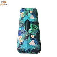 Luckiplus High Elasticity Fabric New Design Aloha Pattern Customized Luggage Cover Easy to Handle