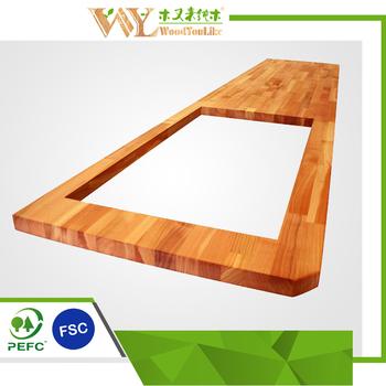 Custom Cut Wood Cherry Table Top Buy Wood Table Tops For Sale - Custom cut wood table top