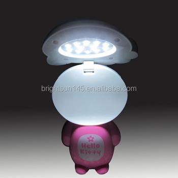 Smart Lighting Hello Kitty Wall Lamp Kids Battery Night Light With ...