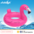 AnbelStyle Flamingo Swim Ring Inflatable Pool Float