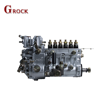 High value PW Mechanical high pressure injection pump