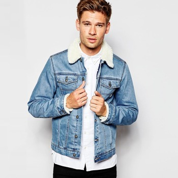 Wholesale Winter Latest Design Jacket For Men With Fur Collar And Fur Paddings Buy Latest Design Jacket For Men,Fur Men Jacket,Men's Jeans Jacket