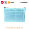 New Design Multifunction Storage Case Zipper Toiletry Makeup Bag For Travel(Blue)