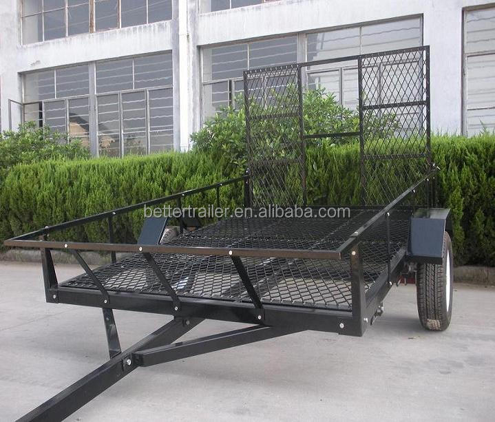 Tie Down Rails On 4 Sides Heavy Duty Atv Trailers For Sale Competitive Price Atv Trailers Buy Atv Trailers Utility Trailer Product On Alibaba Com