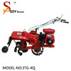 Newest Agricultural Chinese Rotary Weeder Hand Tractor With KAMA Engine Multi-functional gasoline engine ridging machine